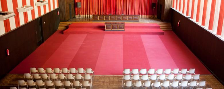 Salón de actos - Residencial Lantana Garden