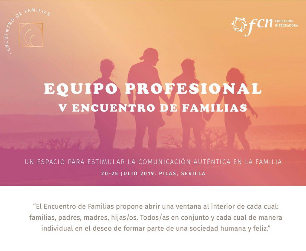 Celebración del V encuentro de Familias Fundación Claudio Naranjo en Lantana Garden - Residencial Lantana Garden